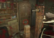re7 bedroom dlc wardrobe