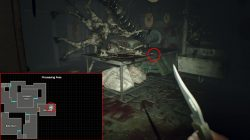 where to find red keycard re7
