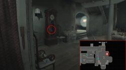 Resident Evil  Book In Recreation Room
