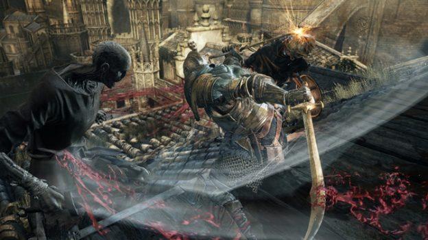 Dark Souls 3 The Ringed City Gameplay