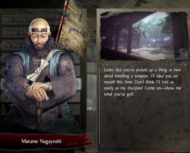 Genius Strategist Armor Set Nioh