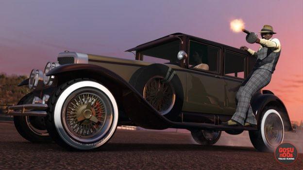 Grand Theft Auto V Online Valentine's Bonuses