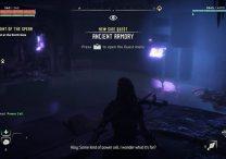 Horizon Zero Dawn All Side Quest Locations and Rewards