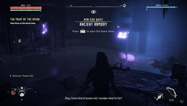 Horizon Zero Dawn All Side Quest Locations and Rewards