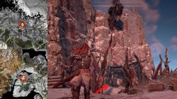 Horizon Zero Dawn Gazer Training Dummy Locations