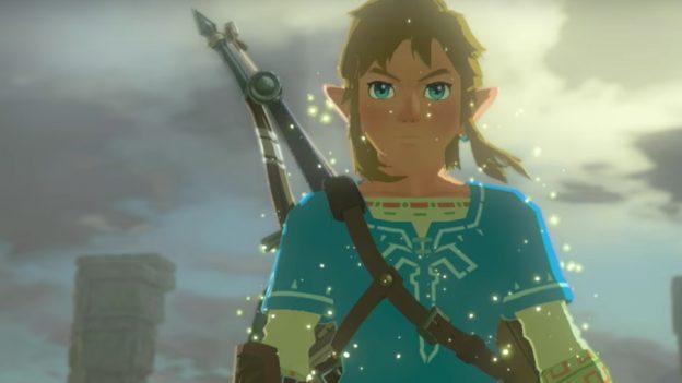 Legend Of Zelda: Breath Of The Wild Pirated Already