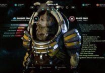 Mass Effect Andromeda - Combat Profiles & Squads Gameplay