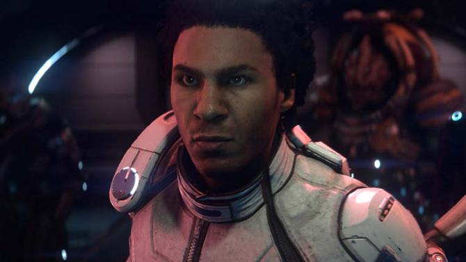 Mass Effect Andromeda Cora Harper and Liam Kosta profiles