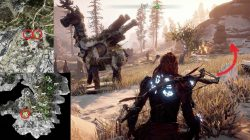 Mother's Watch Training Dummies Horizon Zero Dawn