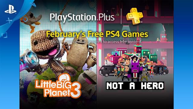 PlayStation Plus Free ...