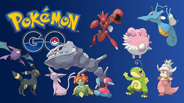 Pokemon GO Generation 2 Pokemon Evolution Item Requirements