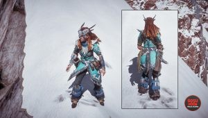 banuk ice hunter heavy armor