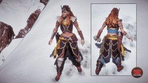 carja blazon heavy armor