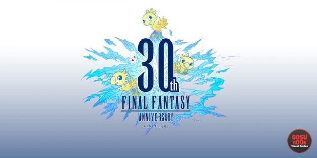 final fantasy 30th anniversary sale