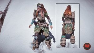 horizon zero dawn nora silent hunter heavy armor