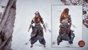 horizon zero dawn nora survivor heavy