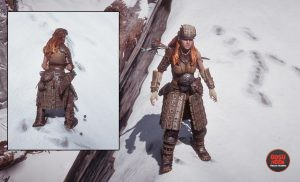 oseram arrow breaker heavy armor