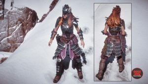 shadow stalwart heavy armor horizon zero dawn