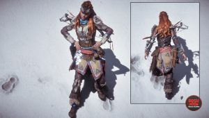 shield-weaver armor horizon zero dawn