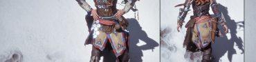 shield-weaver armor horizon zero dawn
