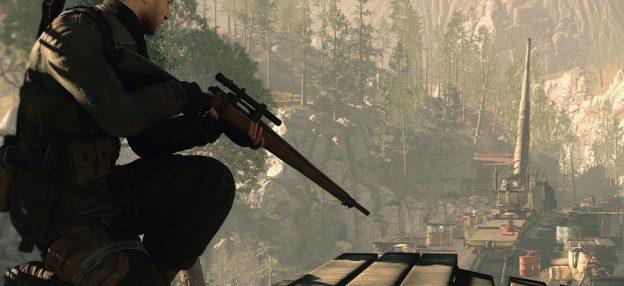 sniper elite 4 split screen co-op