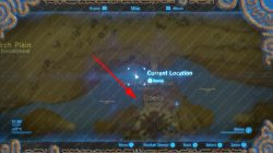 All Central Hyrule Shrine Locations Zelda BOTW