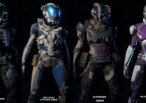 Best Armor Mass Effect Andromeda