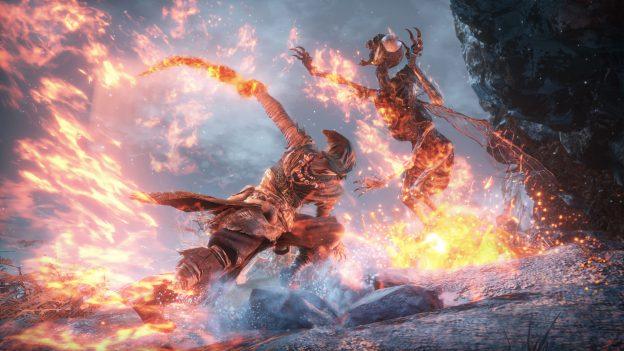 Chaos Fire