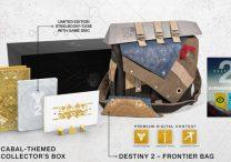 Destiny 2 Limited & Collectors Edition