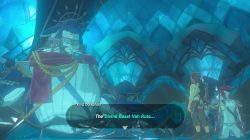 How to Get Zora Armor in Zelda Breath of the Wild
