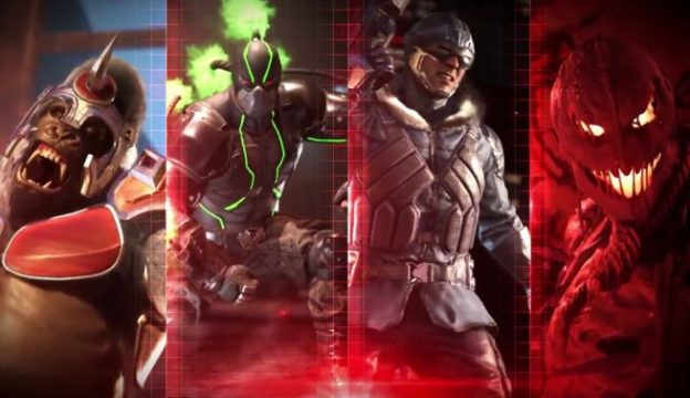 Injustice 2 Scarecrow & Captain Cold Revealed in New Villain Trailer