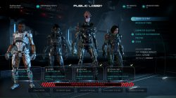 Mass Effect Andromeda Multiplayer Team
