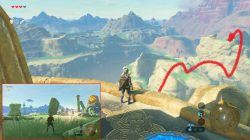 Photo 3 Location Zelda Breath of the Wild
