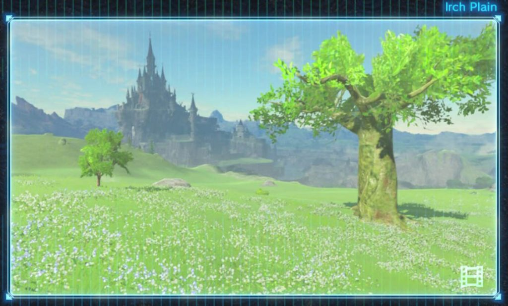 Recovered Memory 9 Irch Plain Zelda Breath of the Wild