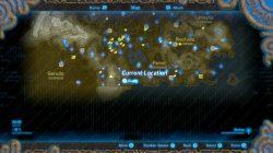 Secret-of-the-Snowy-Peaks-start-map-location-zelda-botw