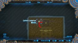 Tu Kaloh Shrine Lomei Labyrinth solution path zelda botw