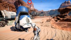 Where to Find Forward Stations ME Andromeda