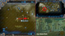 Where to Find Seven Heroines Shrine Zelda BOTW