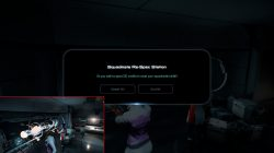 Where to find Respec Station ME Andromeda