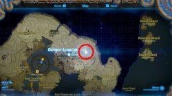 Where to find Zora Greaves Armor Zelda BOTW