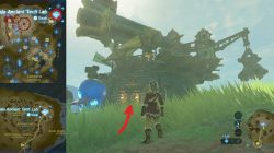 Where to find Ancient Short Sword Zelda BotW