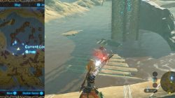 Where to find Fire Rod Weapon Zelda BotW
