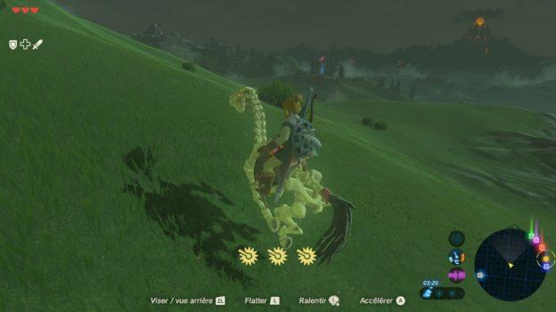 Zelda BOTW How to Get Skeleton Horse