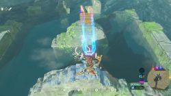 Zelda BOTW Zora Armor Helm Location