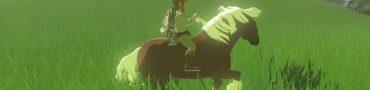 Zelda Breath of the Wild How to Get Epona