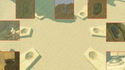Zelda Breath of the Wild Seven Heroines Secret Shrine Puzzle Solution
