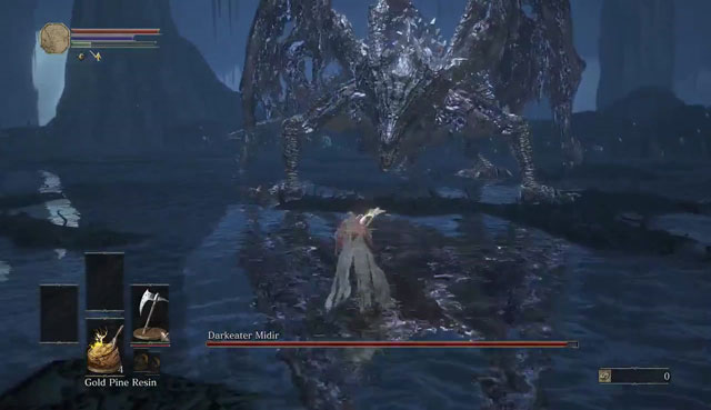 Ringed City Streets Open Gate
