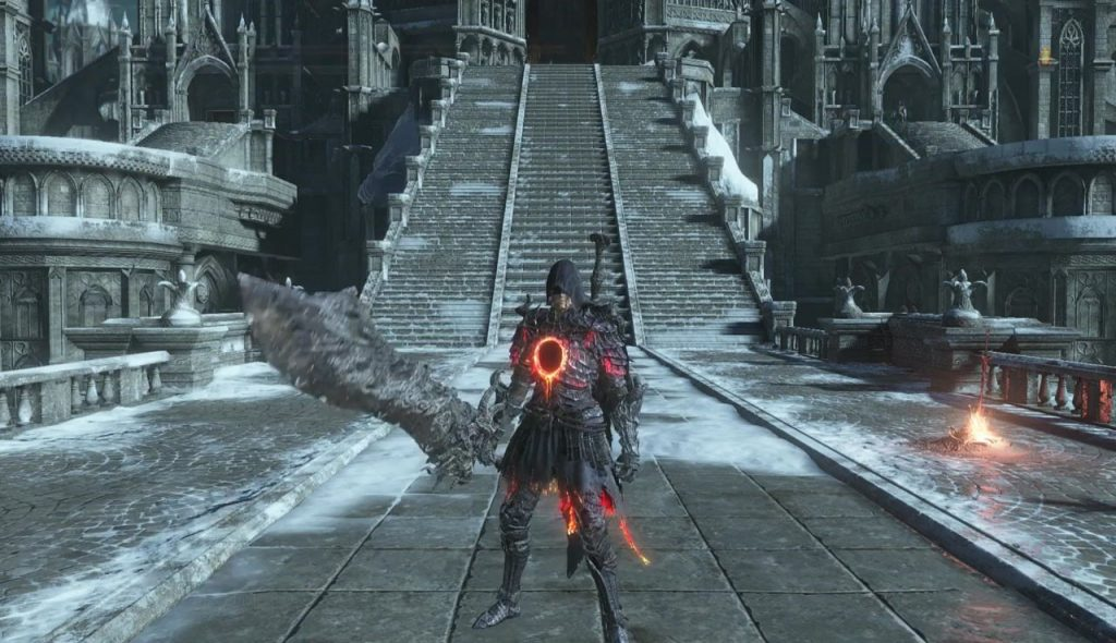 Ds Ringed City New Armor