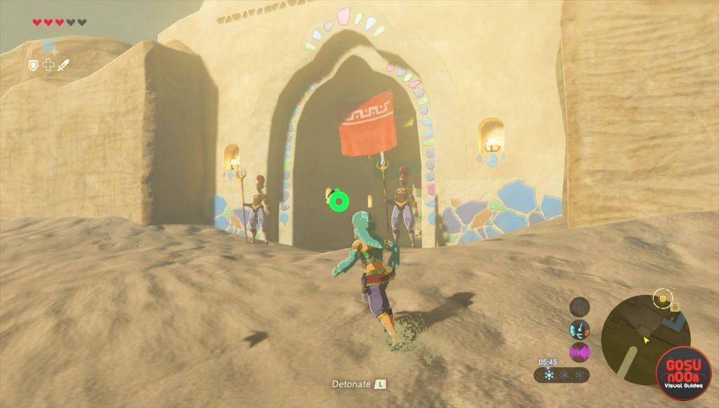 Delightful Eighth Heroine Zelda Botw