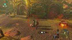 Zelda Breath Of The Wild Heat Amp Lava Resistance Armor